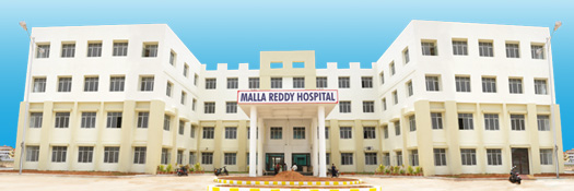 Welcome to Malla Reddy Institute of Medical Sciences ::